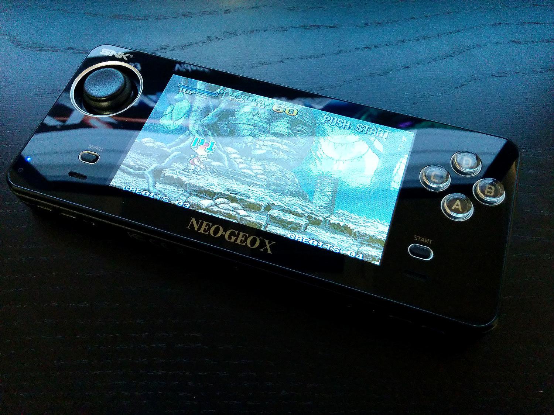 Foto de Galería de fotos de Neo Geo X Gold (7/34)