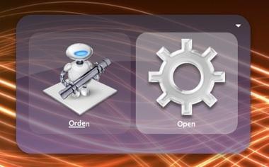 Automator Quicksilver