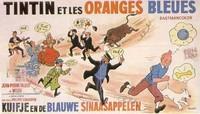 Cómic en cine: 'Tintín y el misterio de las naranjas azules', de Philippe Condroyer