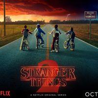 La temporada 2 de 'Stranger Things' tiene nuevo teaser tráiler y un glorioso poster: ¡vuelve el 27 de octubre!