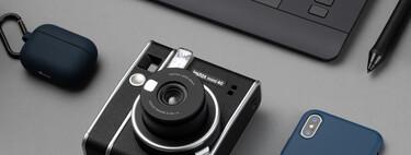 Fujifilm Instax mini 40, nueva instantánea analógica de estilo vintage que promete facilidad de uso y portabilidad