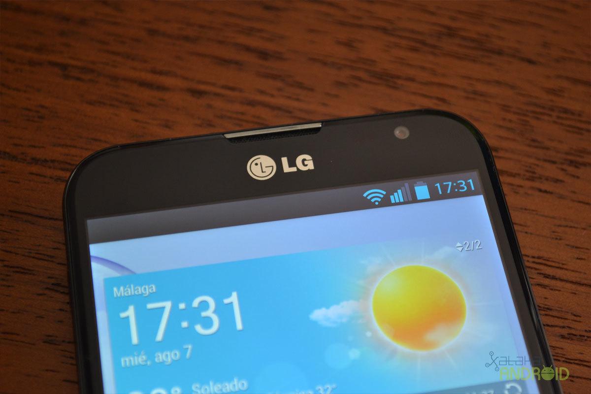 LG Optimus G Pro, galería de imágenes