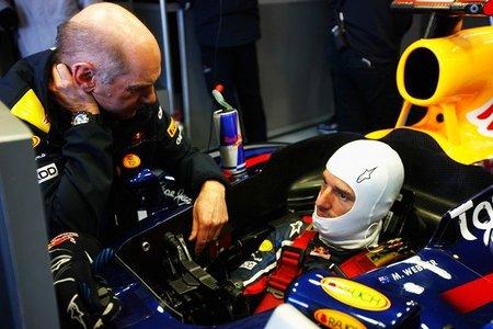 La familia impide el fichaje de Adrian Newey por Ferrari