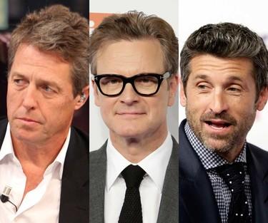 Hugh Grant, Colin Firth y Patrick Dempsey: así han envejecido los hombres de Bridget Jones