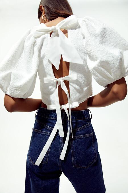 Top Blanco Sfera