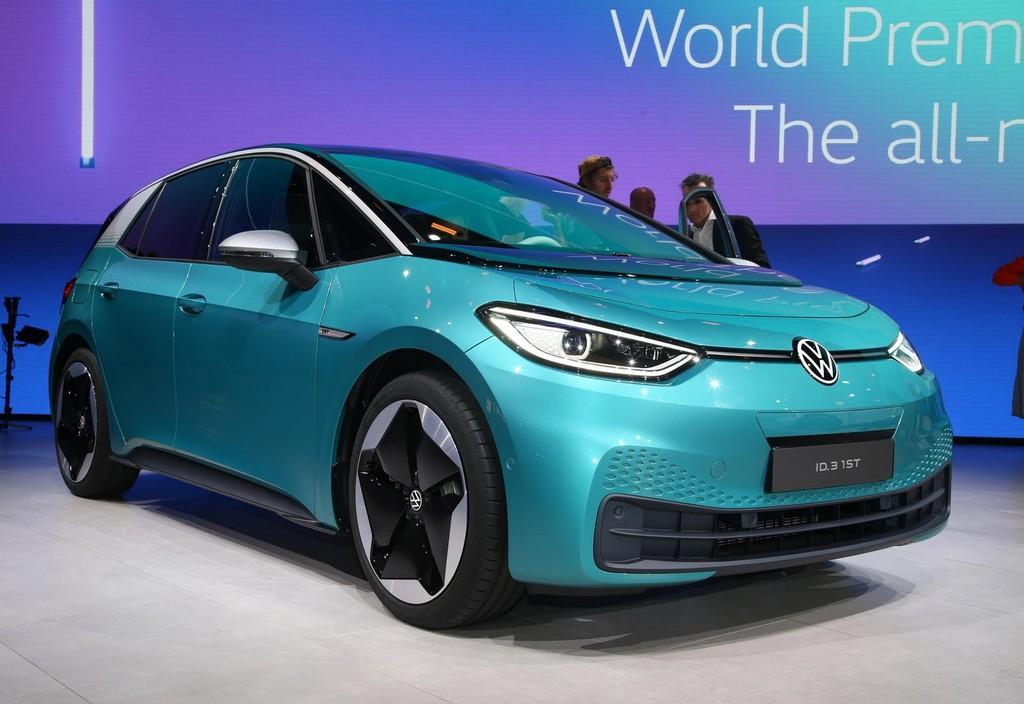 El Volkswagen ID.3 frente a sus rivales: los coches eléctricos