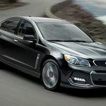 Junto con su primo australiano Commodore, el Chevrolet SS dirá adiós en 2017