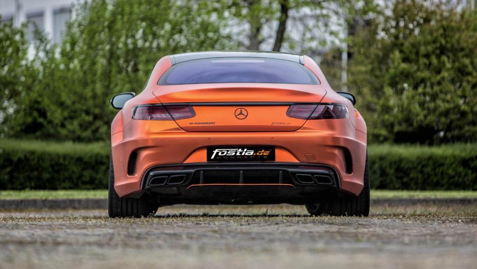 Foto de Mercedes-AMG S63 by Fostla (4/6)