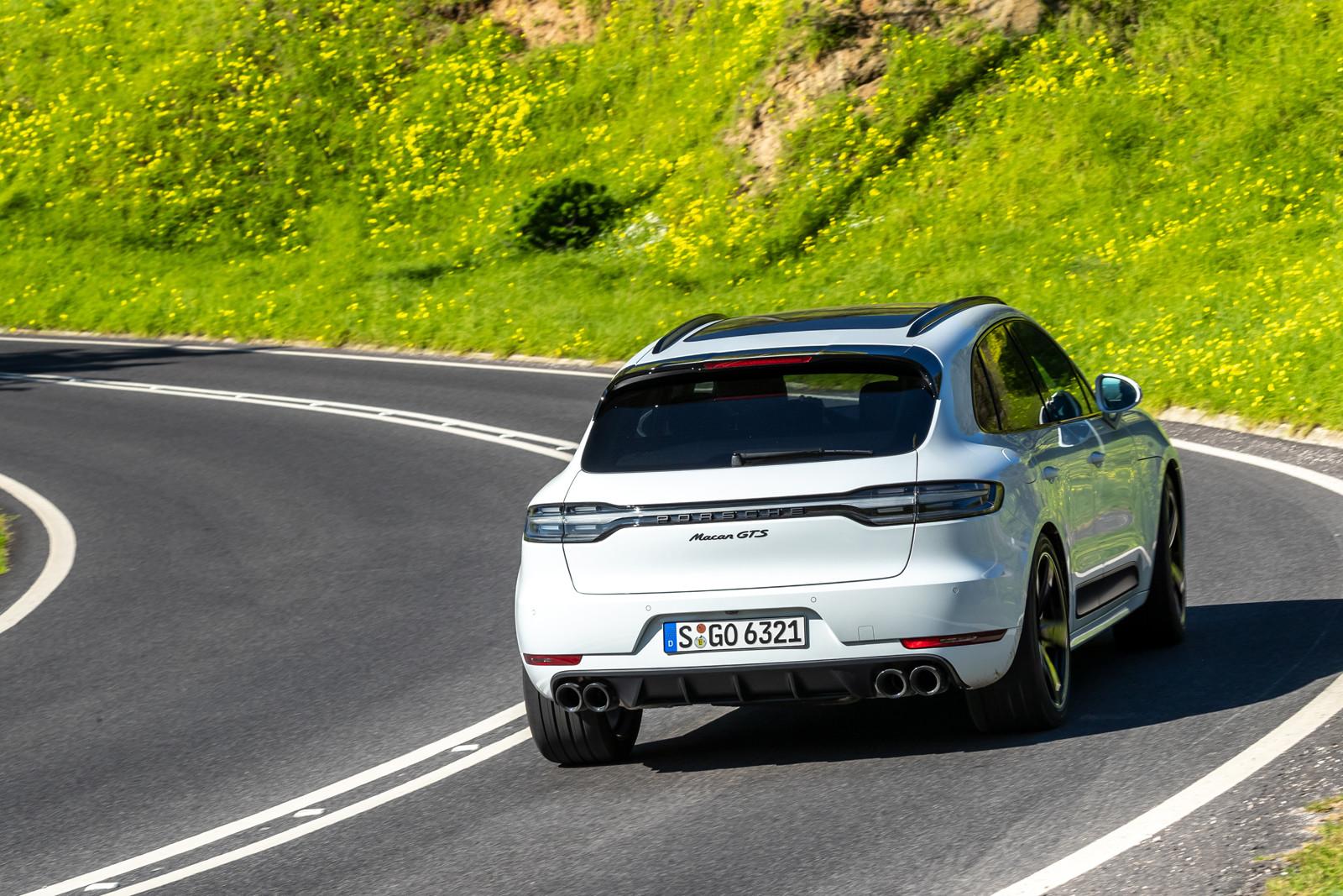 Foto de Porsche Macan GTS 2020 (presentación)q (89/149)