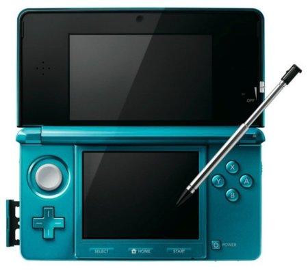Nintendo 3DS, consola portátil con pantalla 3D (¡y sin gafas!)