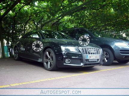 Fotos espía del Audi RS6 Avant y del Audi RS5