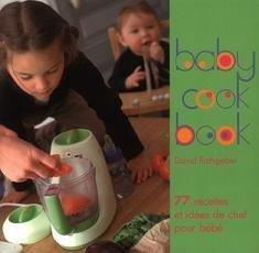 Babycook book, recetas para niños con Babycook