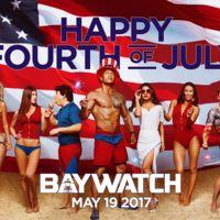 'Baywatch', primer y patriótico póster de la adaptación de los Vigilantes de la Playa