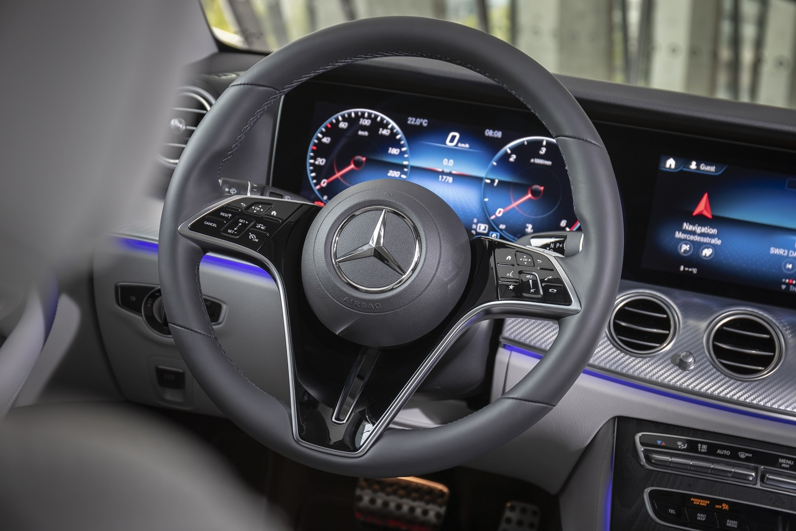 Foto de Mercedes-Benz Clase E 2020, prueba contacto (40/135)