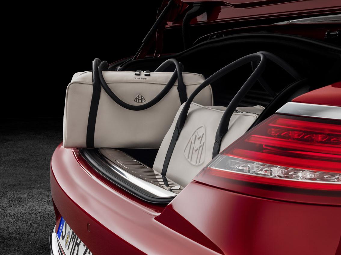 Foto de Mercedes-Maybach S 650 Cabrio (29/37)