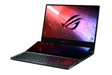 Asus Rog Zephyrus Duo 15 Laptop Gamer Dos Pantallas Diseno