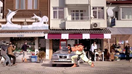 Ryu de Street Fighter protagoniza comercial turco de seguros