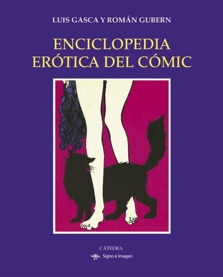 """""""Enciclopedia erótica del cómic"""", trazos llenos de sensualidad"""