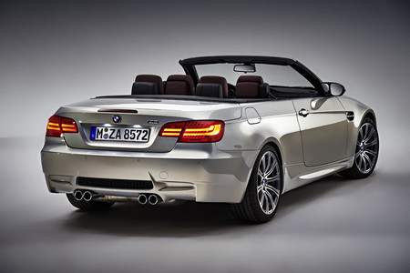 BMW M3 Cabrio E93
