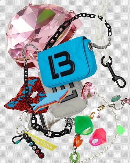 Los llaveros más bonitos de Bimba y Lola para llevar las llaves con estilo