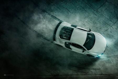 Audi R8 Felix Hernandez 6