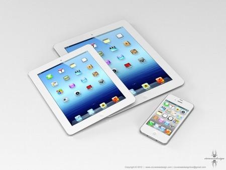 El iPad mini según rumores llegaría el 17 de octubre