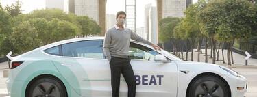 Un Tesla como taxi: Beat te dejará elegirlo, aunque te saldrá más caro y sólo podrás pedirlo en ciertas zonas de CDMX