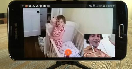Perch convierte tus viejos móviles en un sistema de videovigilancia