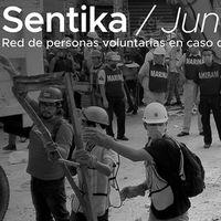Sentika, la plataforma del gobierno de Ciudad de México para registrar voluntarios en caso de desastre