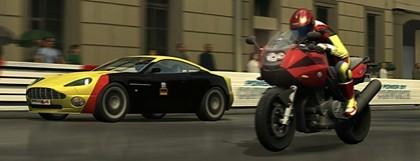 Primeras impresiones: Project Gotham Racing 4