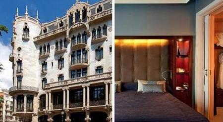 Hotel Casa Fuster, una Nochevieja de lujo en Barcelona