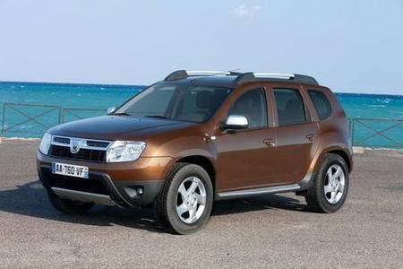 Dacia Duster, equipamiento y precios para España