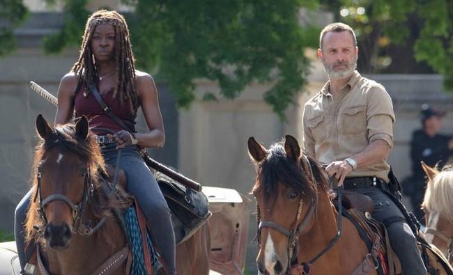 La temporada 9 de 'The Walking Dead' ya tiene tráiler y nueva villana