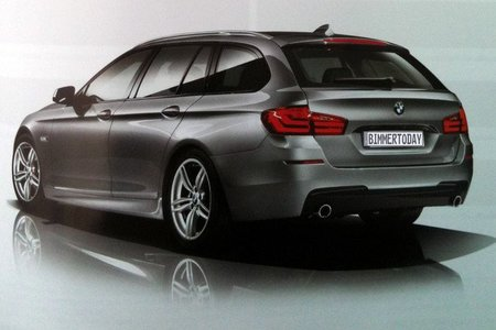 BMW Serie 5 Touring con pack M