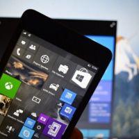 Se filtran imágenes de una build de Windows 10 para móviles con 4 columnas de tiles en la pantalla de Inicio