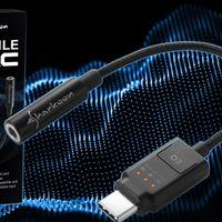 Sharkoon pone a la venta sus nuevos DAC portátiles con conectividad USB Type-C para mejorar el audio de nuestros móviles
