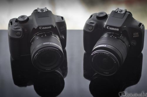 Canon EOS 2000D y 4000D, toda la información y toma de contacto con las cámaras que redefinen su gama de entrada al mundo réflex