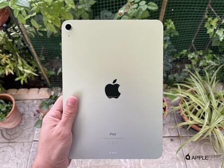"""El """"otro"""" color de esta nueva generación de iPad: probamos el iPad Air 4 verde"""