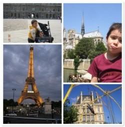 Vacaciones con niños: Oh! la la París I