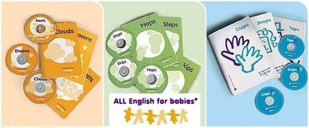 All english for babies, inglés para bebés a partir de los 4 meses