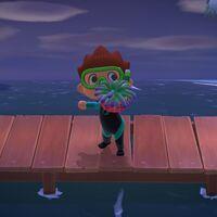 Animal Crossing: New Horizons: lista con todas las criaturas de la pesca submarina de enero