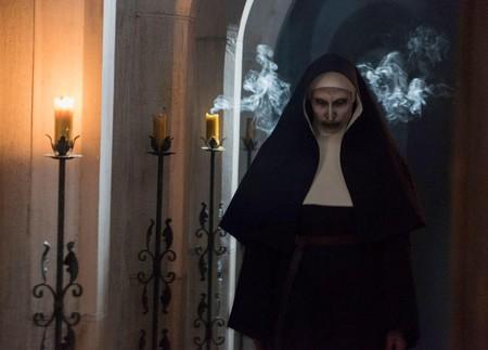'La monja' arrasa en taquilla: a pesar de las malas críticas, el spin-off logra el mejor estreno de la franquicia