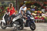 Se acentúa la crisis y el mercado de motos baja un 30% hasta agosto