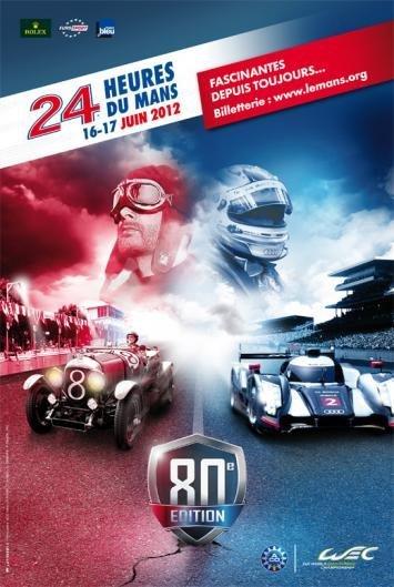 Las 24 horas de Le Mans 2012 ya tienen lista de participantes