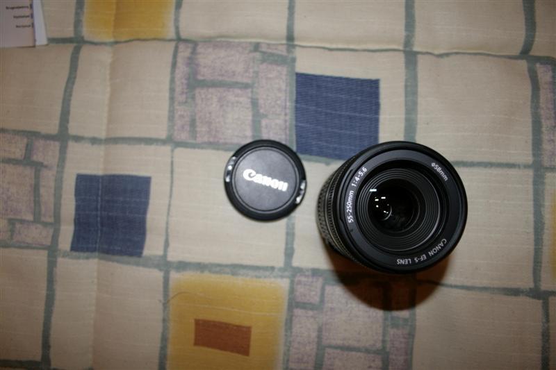 Foto de Canon EF-S 55-250mm f/4-5.6 IS (6/29)