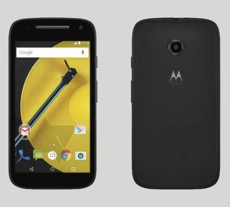 Nuevo Moto E se filtra en su primer imagen