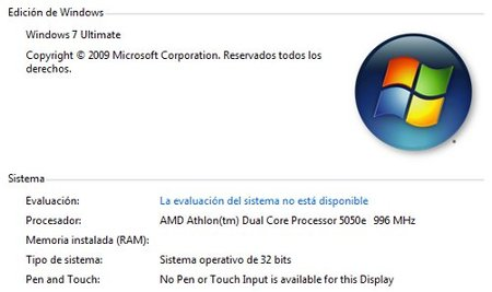Actualizar a Windows 7 desde Windows Vista