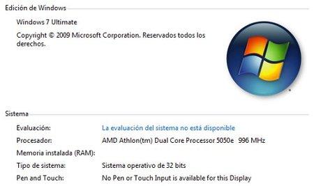 Actualizar a Windows 7 desde Windows Vista