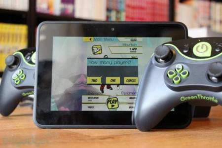 Google compró Green Throttle Games, una compañía que lanzó un gamepad para Android
