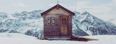 Cinco alojamientos en AirBnb para los amantes de los deportes (y los paisajes) de invierno
